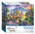 Mountain Village - Scratch and Dent Mountains Jigsaw Puzzle