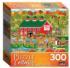 Bobbing Apple Orchard Farm Farm Jigsaw Puzzle