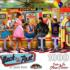 Soda & Ice Cream Parlor People Jigsaw Puzzle