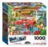Car Wash Saturday Cars Jigsaw Puzzle