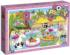 Pool Party Animals Jigsaw Puzzle