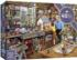 Grandad's Workshop People Jigsaw Puzzle