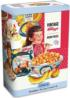 Vintage Kellogg's Food and Drink Shaped Puzzle