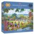 Bowling by the Brook Summer Jigsaw Puzzle