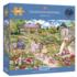 Childhood Memories Summer Jigsaw Puzzle