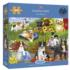 Playful Pups Dogs Jigsaw Puzzle