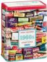1960S Sweet Memories Gift Tin Nostalgic / Retro Jigsaw Puzzle