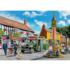 The Postman's Round Street Scene Jigsaw Puzzle