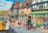 The Postman's Round 2 Street Scene Jigsaw Puzzle