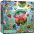 Jellyfish Under The Sea Jigsaw Puzzle