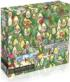 Avocado Park Graphics / Illustration Jigsaw Puzzle
