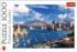 Port Jackson, Sydney Skyline / Cityscape Jigsaw Puzzle