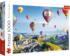 View Of Cappadocia Balloons Jigsaw Puzzle