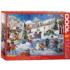 Snow Day Winter Jigsaw Puzzle