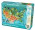 The United States of America Cartoons Jigsaw Puzzle