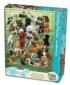 Puppy Love Dogs Jigsaw Puzzle