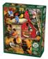 Fall Birds Birds Jigsaw Puzzle