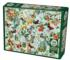 Fruit and Flutterbies Butterflies and Insects Jigsaw Puzzle
