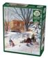 Getting Ready Winter Jigsaw Puzzle
