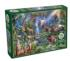 Into the Jungle Butterflies and Insects Jigsaw Puzzle