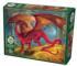 Red Dragon's Treasure Dragons Jigsaw Puzzle