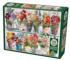 Beaucoup Bouquet Flowers Jigsaw Puzzle