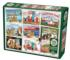 Hitting the Road Travel Jigsaw Puzzle