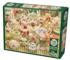 Teapots Too Food and Drink Jigsaw Puzzle