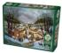 I Remember Christmas Winter Jigsaw Puzzle