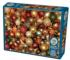Christmas Balls Photography Jigsaw Puzzle