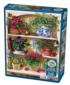 Flower Cupboard Flowers Jigsaw Puzzle