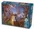 Deer and Pheasant Animals Jigsaw Puzzle