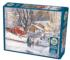 Big Game Tomorrow Winter Jigsaw Puzzle