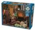 Kittens by the Stove Jigsaw Puzzle