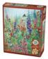 Garden Jewels Birds Jigsaw Puzzle
