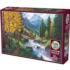 Rocky Mountain High Mountains Jigsaw Puzzle
