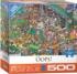 Oops! Cartoons Jigsaw Puzzle