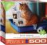 Kitty Throne Cats Jigsaw Puzzle