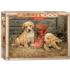 Something Old Something New Dogs Jigsaw Puzzle