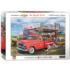 The Apache Truck Vehicles Jigsaw Puzzle
