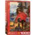 RCMP Morning Campfire Canada Jigsaw Puzzle