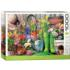 Garden Tools Spring Jigsaw Puzzle