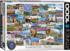 Globetrotter France Travel Jigsaw Puzzle
