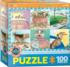 Puppy Trouble Dogs Jigsaw Puzzle