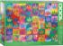 Weed Wonderland Collage Jigsaw Puzzle