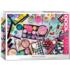 Cast of Colors Everyday Objects Jigsaw Puzzle