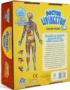 Dr. Livingston Jr. Human Body Floor Puzzle Anatomy & Biology Shaped Puzzle