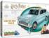 Flying Ford Anglia Cars Jigsaw Puzzle