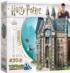 Hogwarts Clock Tower Castles Jigsaw Puzzle