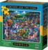 Tortoise and the Hare Animals Jigsaw Puzzle